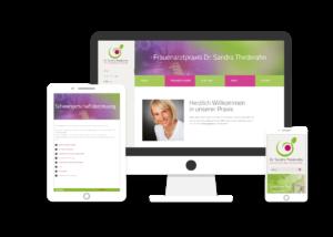 Referenz Frauenarztpraxis Dr. Sandra Thederahn