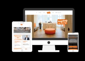 Referenz MWG - Moderne Wohnungsbaugenossenschaft Neustrelitz eG
