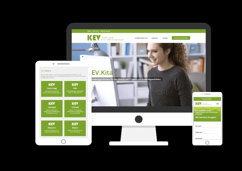 Referenz KEV - Die professionelle Kinder- und Einrichtungsverwaltung