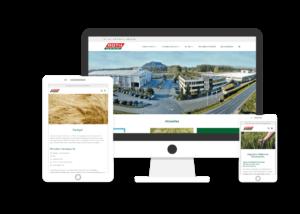 Referenz Roth Agrarhandel GmbH